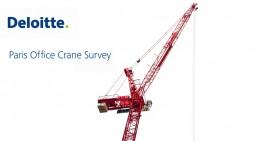 Paris Office Crane Survey – Winter 2014