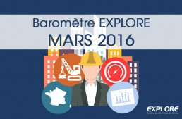 Baromètre des intentions des maîtres d'ouvrage – MARS 2016